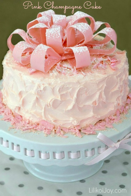 Pink Champagne Cake Images : Moved Permanently