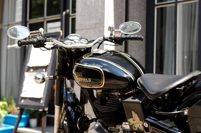 Motorcycle Korea Gyeongju