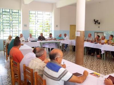 Jornada de Espiritualidadedo Clero da Diocese de Mossoró no Santuário do Lima