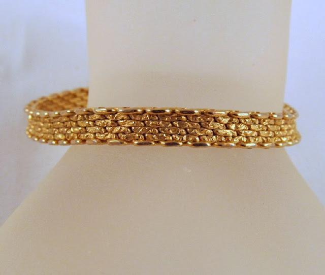 Monet Bracelet Gold5
