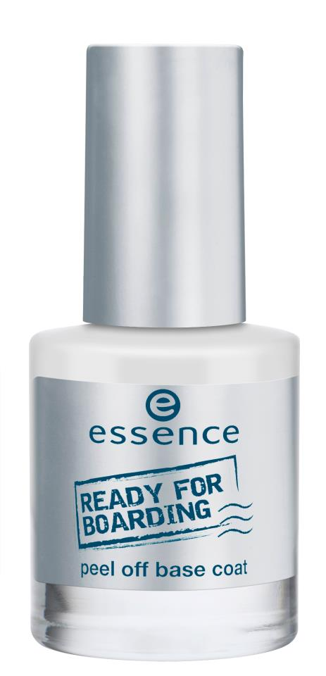 Nails by Ms. Lizard: Essence Peel Off Base coat overview & PVA glue ...