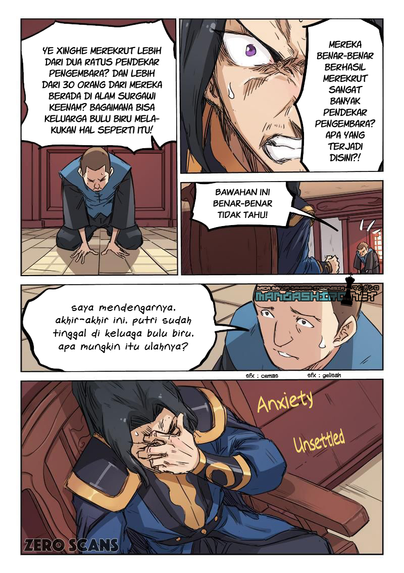 Star Martial God Technique Chapter 133-9