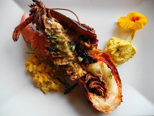 Gastronomista Speyside Scotland with The Glenlivet