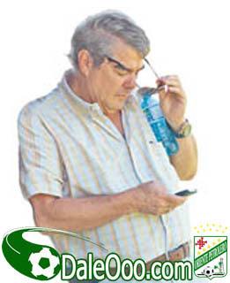 Oriente Petrolero - Miguel Angel Antelo - Club Oriente Petrolero