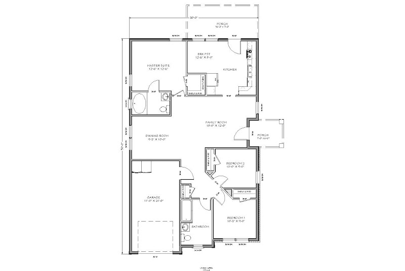Modern House Floor Plans With Pictures (11 Image)