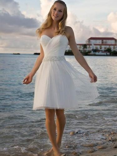 Wedding Dresses Of 2011 Beach Weddings Dresses