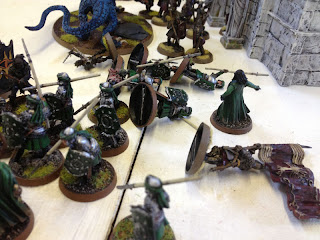 The Hobbit SBG Malbeth saves casualties