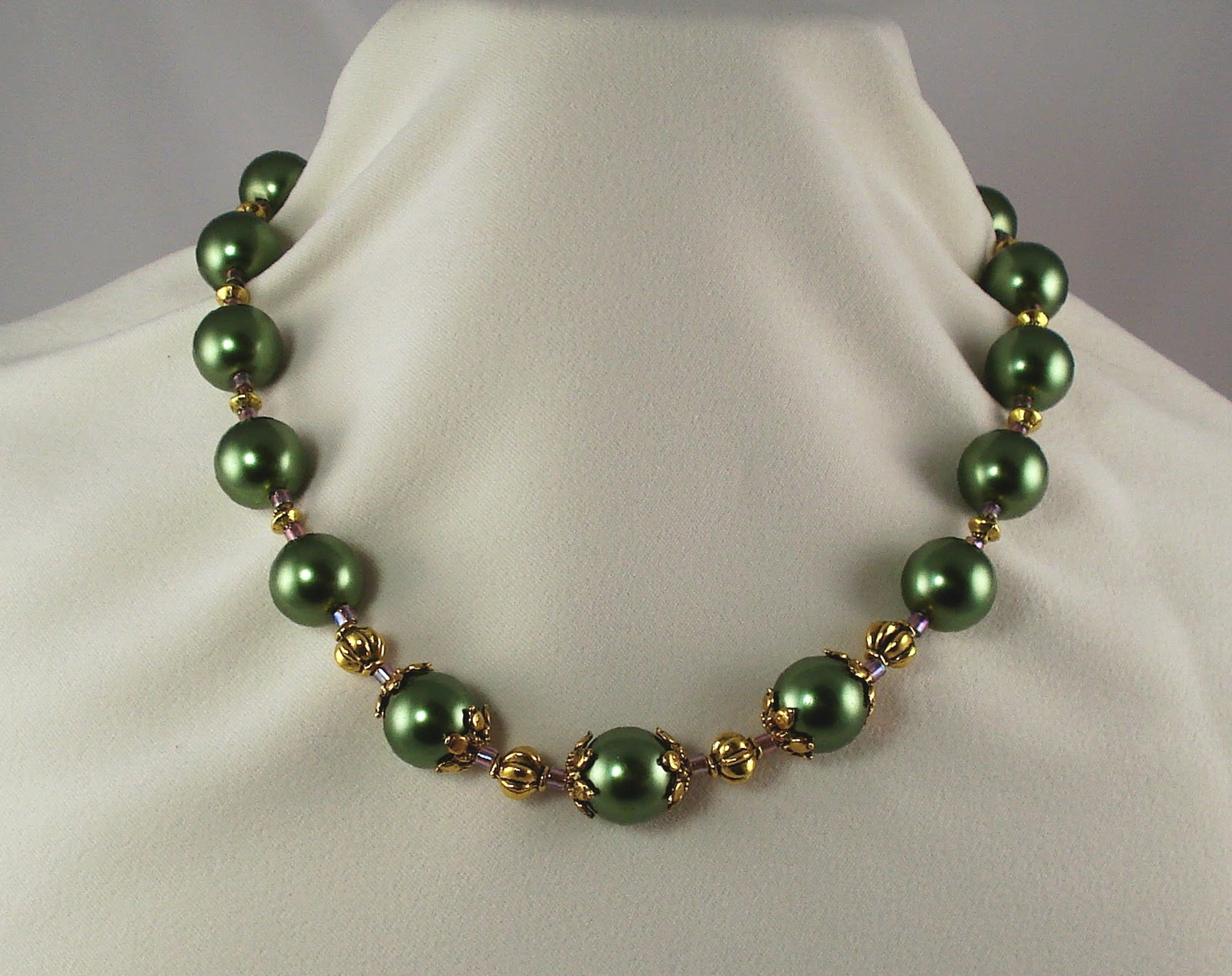 as designer product accents green web cropped colorful pearls bracelet jo olive