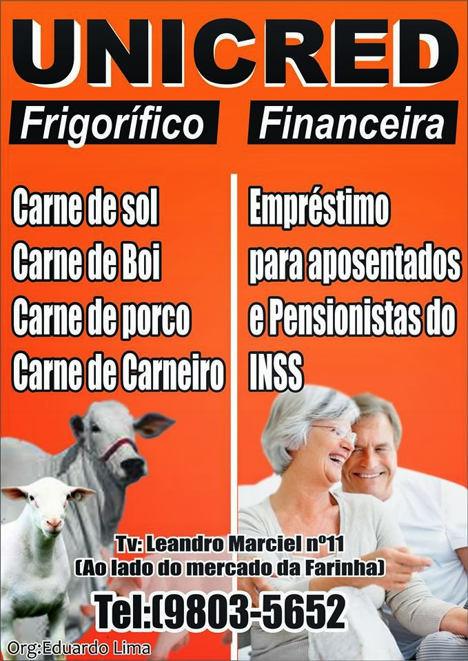 FINANCEIRA E FRIGORÍFICO