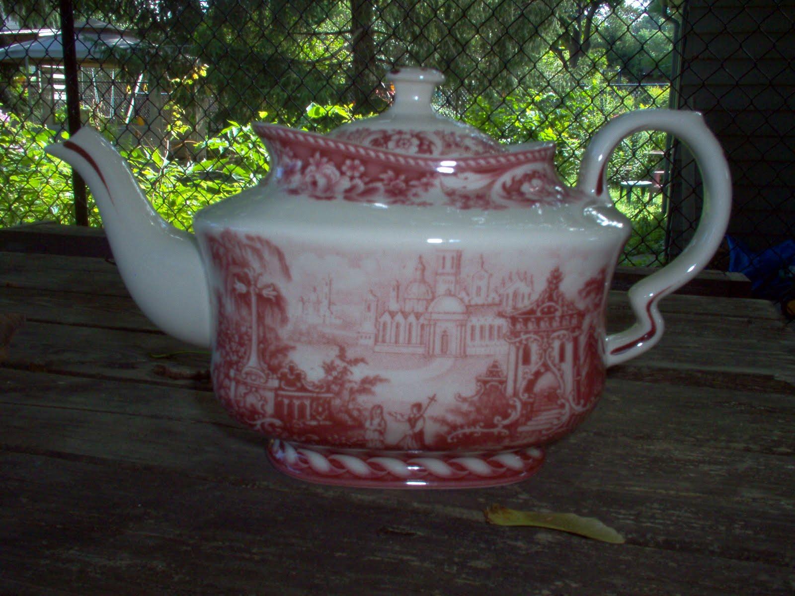 Vintage Kitchen Cozy Mysteries The Perfect Teapot
