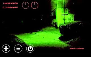 Camera Ghost Detector