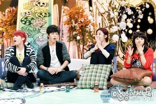 Sunggyu Suka Memakai Pakaian Dalam Sungjong