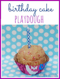 http://homegrownfriends.com/home/birthday-cake-playdough/