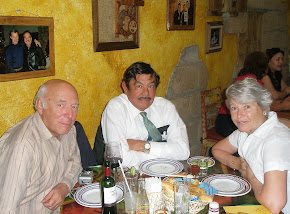 Regresa el Prof. Pavel Makagonov a Rusia