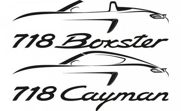 Porsche 718 Cayman y 718 Boxster