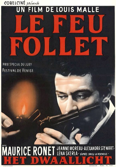 The Fire Within • Le feu follet (1963)