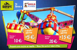 Sould Park Fuengirola y Bioparc se unen para acercar s�per ofertas a sus visitantes
