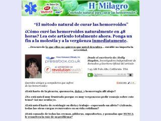 La Solución A Las Hemorroides