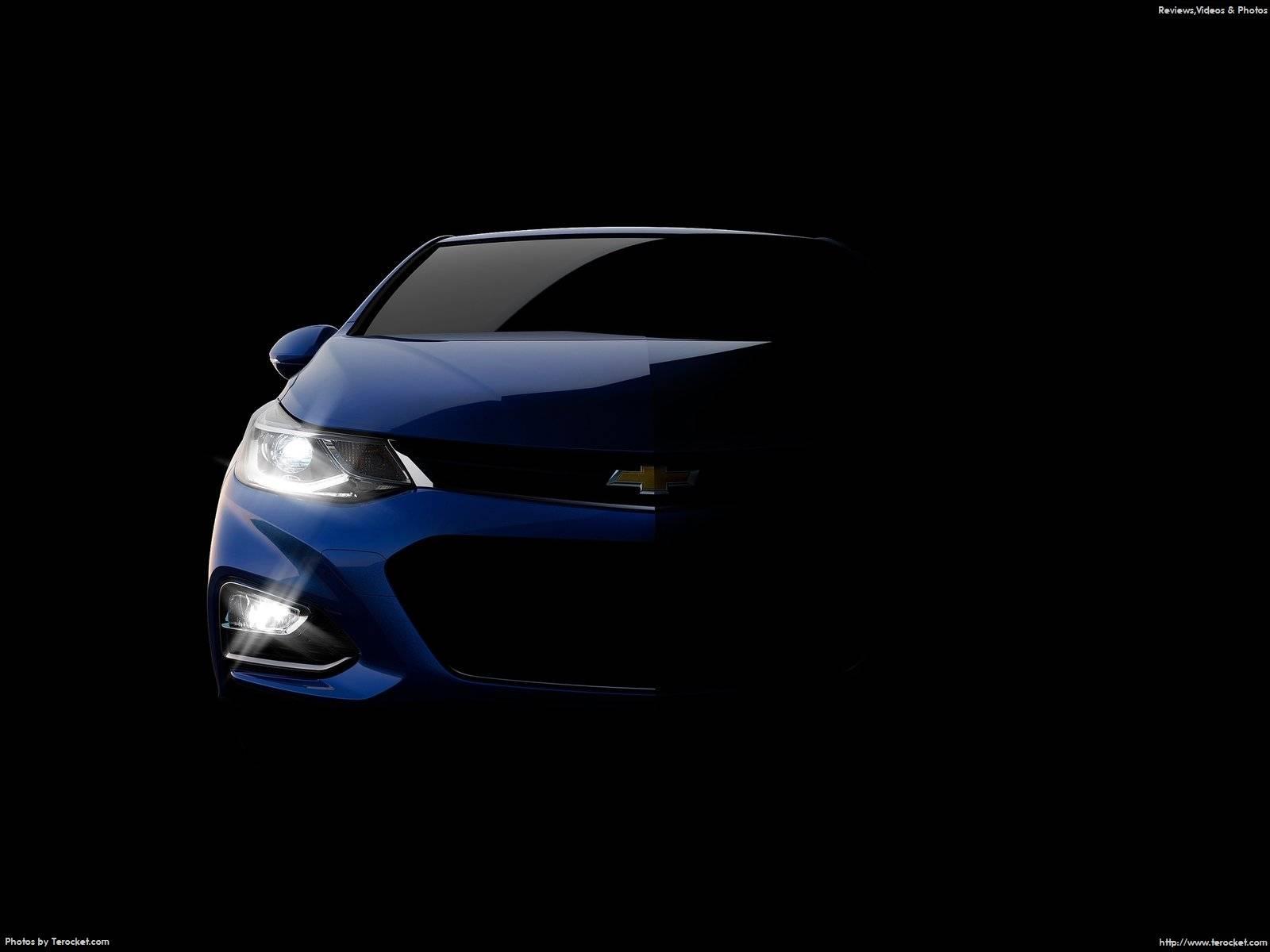 Hình ảnh xe ô tô Chevrolet Cruze 2016 & nội ngoại thất