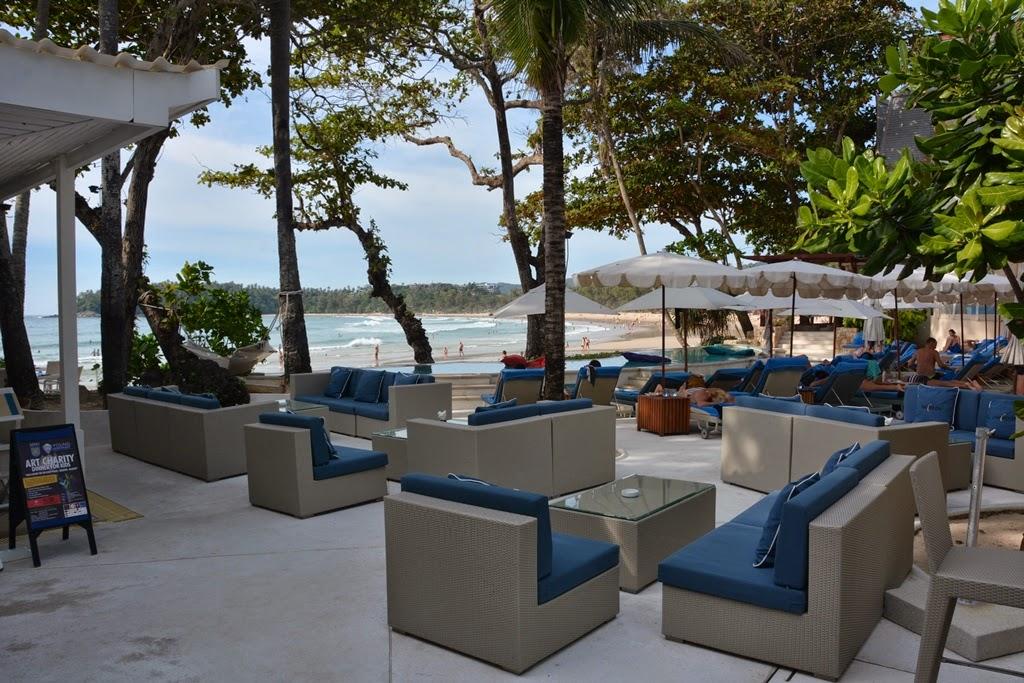 Re Ka Ta restaurant Phuket lounge