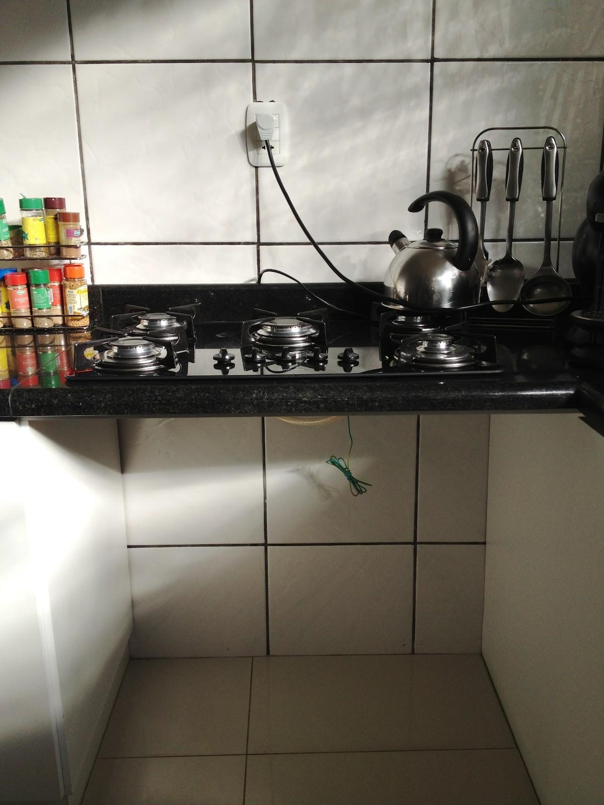 Blog do Cadeirante: Cozinha adaptada para cadeirante #A0672B 1200 1600