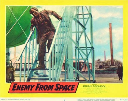 Lobbycard - Quatermass II: Enemy from Space