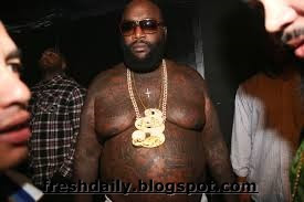 Rick Ross Arrested for Kidnapping, Assault Charges
