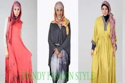 MODEL MUSLIM FASHION TREND AND THE LATEST MODERN