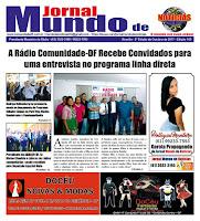 JORNAL MUNDO DE NOTÍCIAS