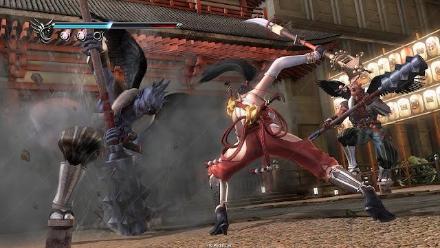 Ninja Gaiden Sigma 2 EUR PS3