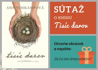 Súťaž o knihu - kliknite na obrázok