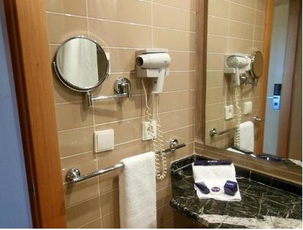 baño Asur Hotel Campo de Gibraltar
