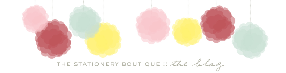 The Stationery Boutique Blog