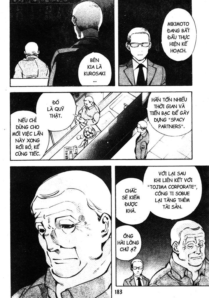 KUROSAGI chap 217 - Trang 13