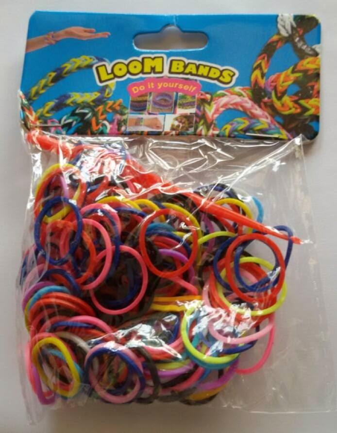 Isi Ulang Rainbow Loom