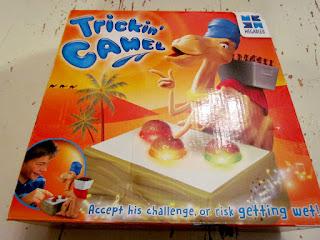 Trickin' Camel