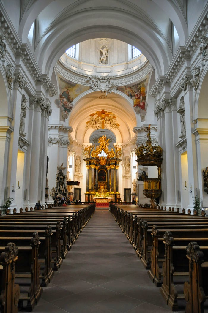 Fulda Cathedral, Germany