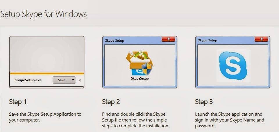 Download Skype Version 6.1.0.129 For Windows, Mac, and Ubuntu 32 bit