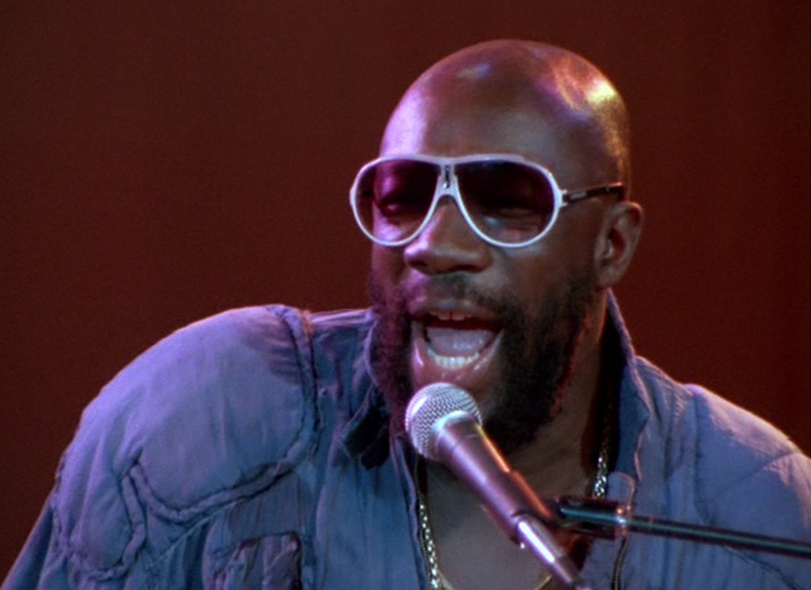 Isaac Hayes Movies And Tv Shows Complete cemental: a team stills isaac hayes and rick james!