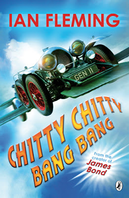 cover of Chitty Chitty Bang Bang by Ian Fleming