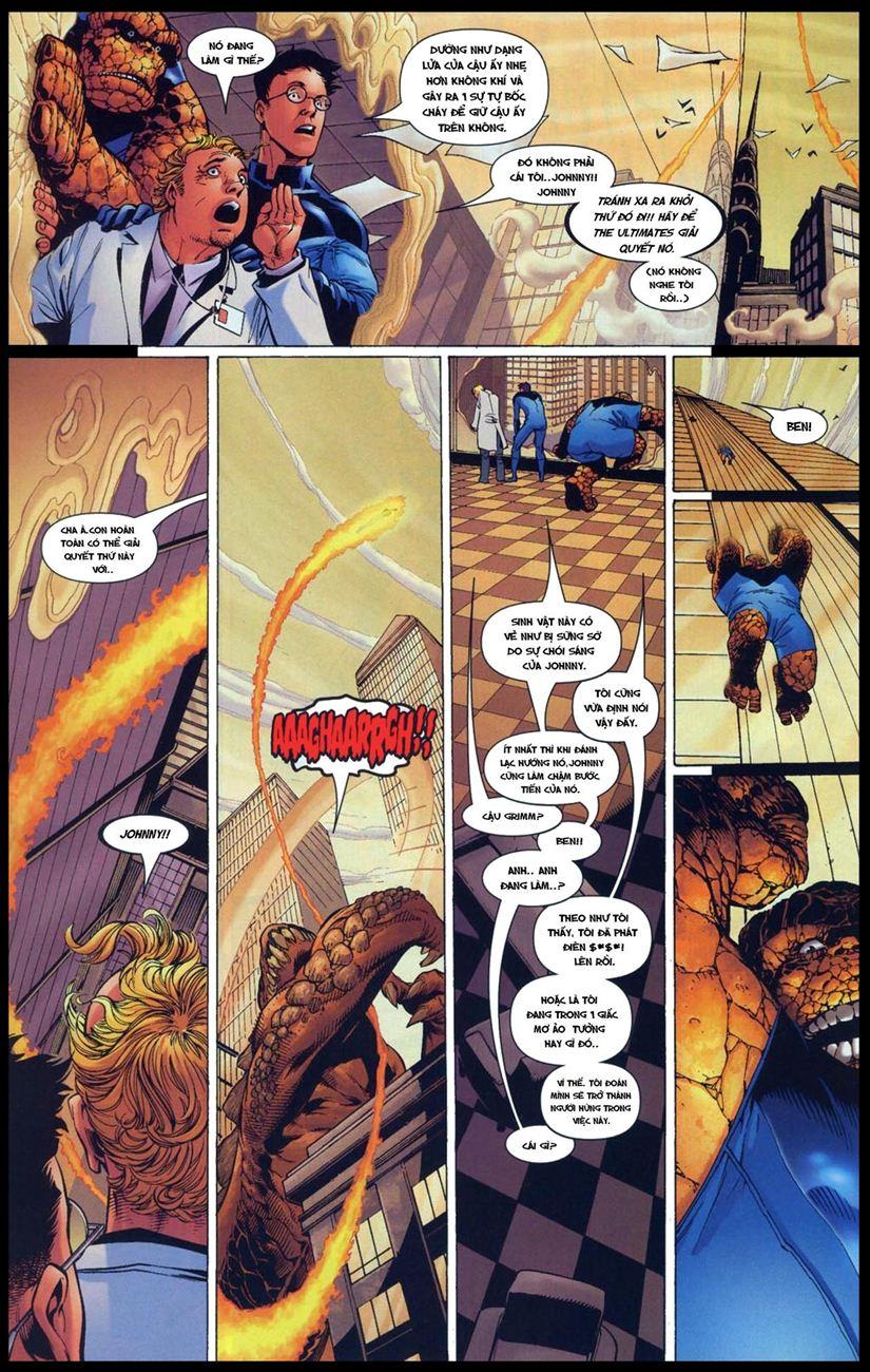 Ultimate Fantastic Four chap 5 - Trang 6