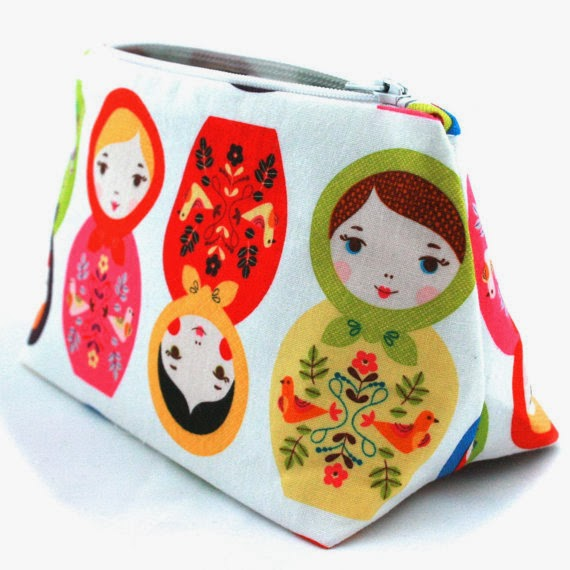 Doeblerghini Bunch:  Thank You Gifts - Makeup Bag
