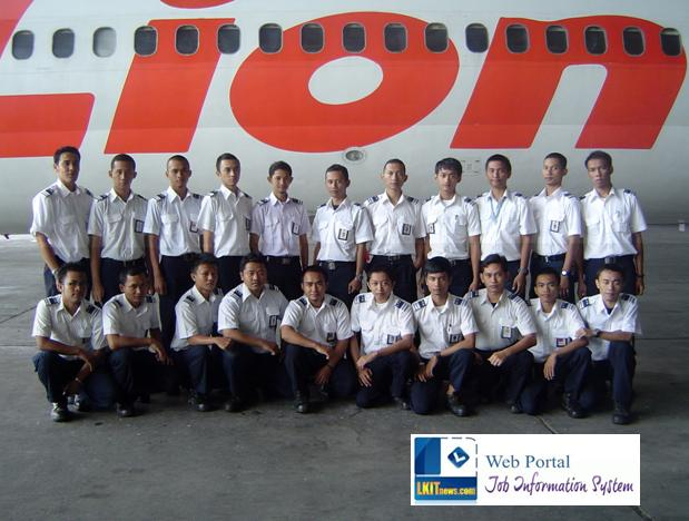 Recruitment Casisbang Lion Air 2012
