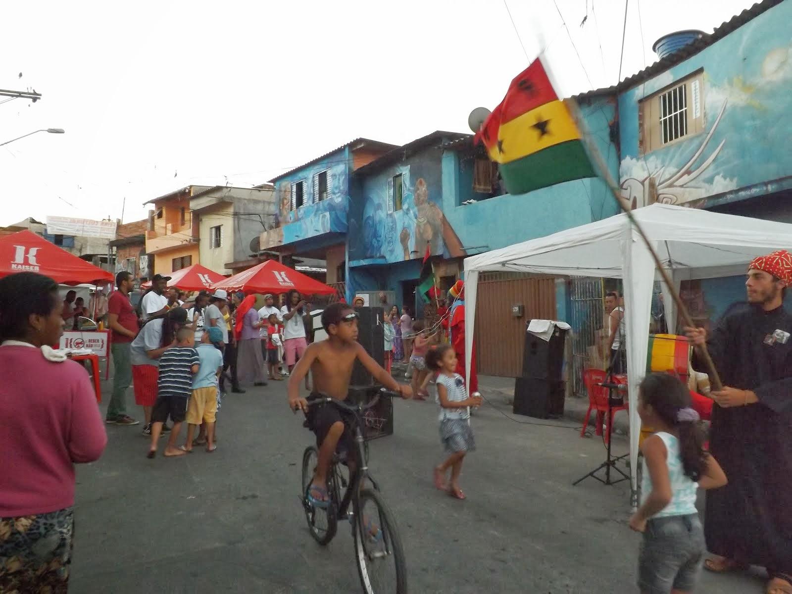 Palavra de Salvação na Leste de SP. Brasil.