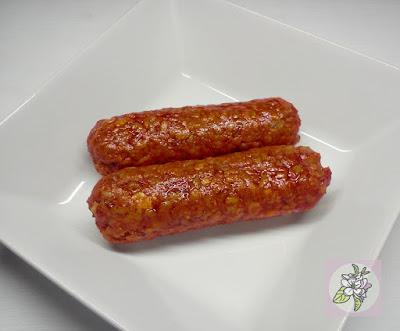 Chorizo Vegano de Cebada y Tofu
