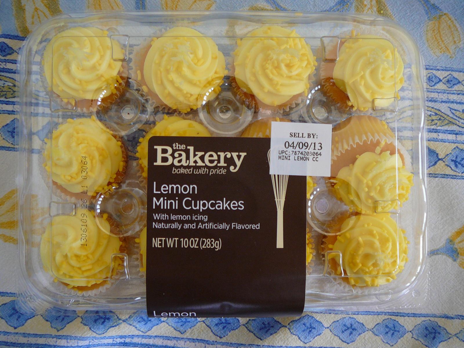 Walmart Cupcakes Bakery