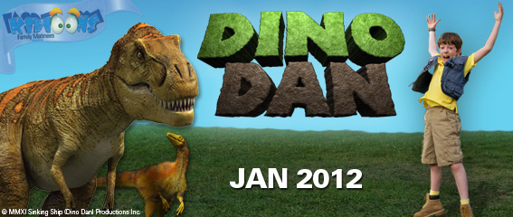 Kidtoons Dino Dan