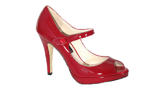 Sapatos deslumbrantes
