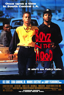 Ver Película Los chicos del barrio / Boyz N the Hood  Online Gratis (1991)