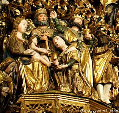 Cartuja de Miraflores Burgos